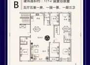 五室五厅三卫 325平
